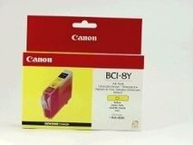 CANON BJC 8500 Yellow Ink Cartridge (BCI-8Y)