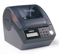 P-TOUCH QL650TD LABEL PRINTER