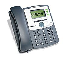 IP VoIP Phone w/2 lines &