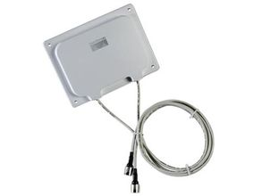 CISCO 2.4GHZ 6.5DBI DIVERSITY PATCH ANTENNA W/ RP-TNC CONNECTORS (AIR-ANT2465P-R)