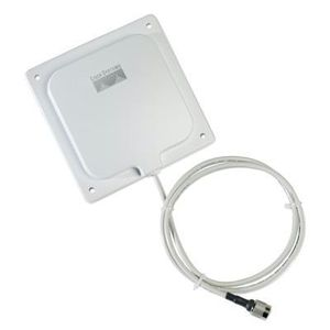 2.4 GHz, 8.5 dBi Patch Antenna w/ RP-TNC Connector