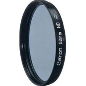 CANON ND 4-L 52MM NEUTRAL DENSITY FILTER