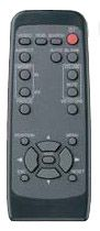 HITACHI REPLACEMENT REMOTE FOR CP-X440/ CP-X444 PROJECTOR (HL02204)