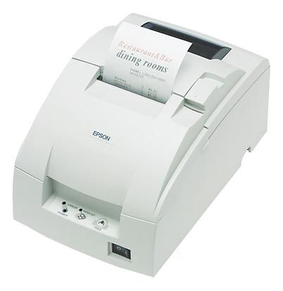 TM-U220PD 1ST IMPACT PRINTER PARALLEL  ECW (INCL. PS) IN