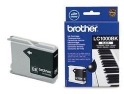 BROTHER Ink Cart/ black f DCP-330C 540CN 740CW (LC1000HYBK)