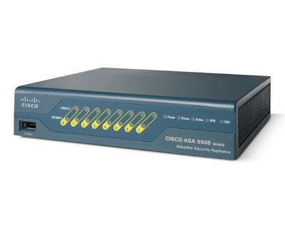 ASA 5505 VPN Edition w/ 10 SSL Users, 50 FW Users, 3DES/AES