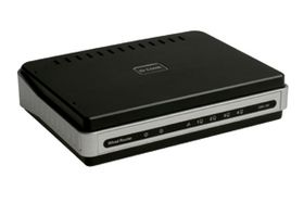 DIR-100/ E,  Broadband router- 4-Port 10/ 100Mbps Switch,