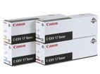 CANON IRC 4080/ 4580i Yellow Toner Cartridge C-EXV 17