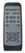 HITACHI Remote control for CPS240/ CPX250/ CPX255/ X8250