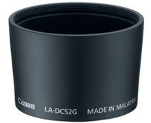 Conversion lens adapter f LA-DC52G