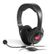 CREATIVE Fatal1ty gamer headset w/mic 40mm Neodymium drivers, remote