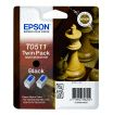 BLACK INK CARTRIDGE TWIN P 740/ 800/ 1520