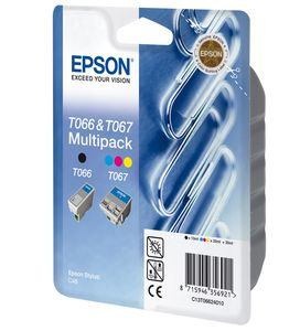 EPSON ink multipack for Stylus C48 (C13T06624010)