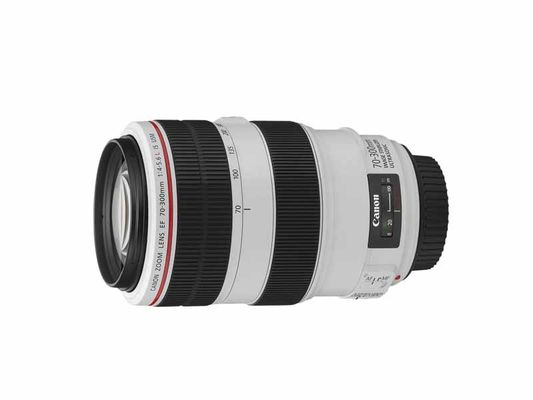 Canon, EF 70-300 f4-5,6L IS USM