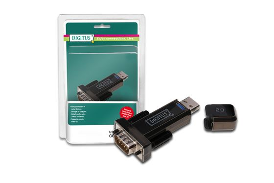 USB 2.0->Serial adapter      *