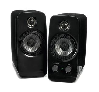 CREATIVE Speaker Inspire T10 Black Retail (51MF1600AA000)