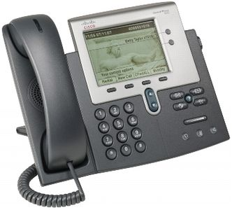 CISCO Unified IP Phone 7942, spare (CP-7942G=)