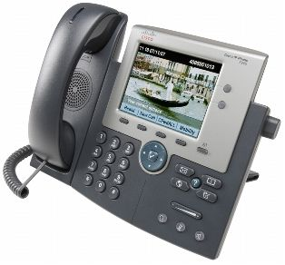 IP Phone 7945 Gig Color w/1 CCME RTU Lic