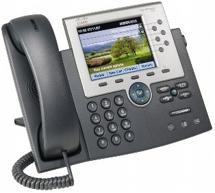 CISCO IP Phone/ Unified 7965-Gig ENet Color -Sp (CP-7965G=)