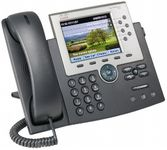 CISCO IP PHONE 7965 GIG COLOR WITH 1 RTU LICENSE (CP-7965G-CH1)