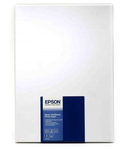 EPSON A4 Traditional Photo Paper *25-pack* (C13S045050)