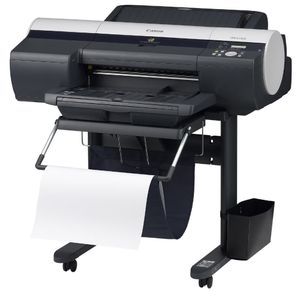 CANON IPF5100 LFP PRINTER A2+/17""