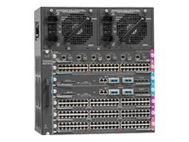 CISCO Cat4500 E-Series 7-Slot Chassis, fan, no ps, Red Sup Capable (WS-C4507R-E)