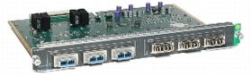 CISCO Catalyst/ 4500 E-Series 6-Pt 10Gbe x2 (WS-X4606-X2-E=)