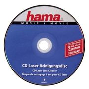 HAMA CD Laser Rengjøringsdisc for CD-spiller, tørr type