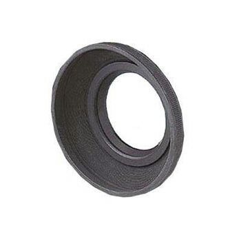 Rubber Lens Hood for Wide-Angle Lenses, 58 mm   93158