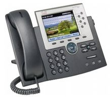 IP PHONE 7965 GIG COLOR WITH 1 CCME RTU LICENSE          IN PERP
