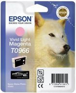 T0966 Viv Lt Magenta blekk 11,4ml Epson UltraChrome K3 til R2880