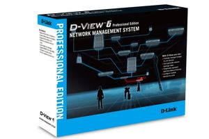 D-LINK DV-600P D-VIEW 6.0 NETWORK