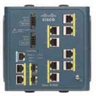CISCO INDUSTRIAL ETHERNET SWITCH (IE-3000-8TC)