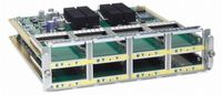 CISCO 8-port (2:1) 10 Gigabit Ethernet (X2) half-card - Expansionsmodul - 10 Gigabit EN - 10GBase-X - 8 portar (WS-X4908-10GE= $DEL)