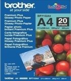 BROTHER Paper/ Photo Glossy A4 20sh 260g/m2
