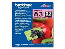 BROTHER Paper/ Photo Glossy A3 20sh 260g/m2