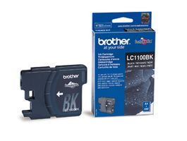 BROTHER Ink Cart/ black f DCP-6690CW,  MFC-6490CW (LC1100BKBPDR)