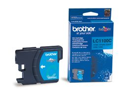 BROTHER Ink Cart/Cyan f DCP-6690CW MFC-6490CW (LC1100CBPDR)