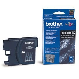 BROTHER Ink Cart/ Black high cap f DCP6690, MFC6490 (LC1100HYBKBPDR)