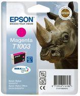 Blekk Epson C13T10034010 rød