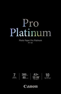 CANON PT-101 A3+ Photo Paper Pro Platinum 300g (10) (2768B018)