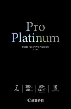 PT-101 A3+ Photo Paper Pro Platinum 300g (10)