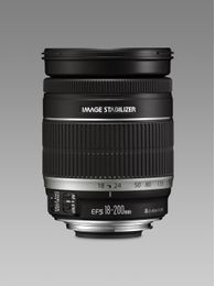 CANON EF-S 18-200mm 1:3, 5-5,