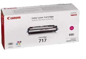 Magenta Toner Cartridge Type 717 M