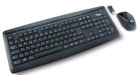 Wireless KB and Mouse Set LX450 NORD
