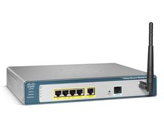 FAST ETHERNET SECURE ROUTER WITH 802.11G RADIO