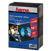 DVD-Box Slim Svart