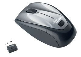 FUJITSU Mouse/ Wireless NB Laser WI600 2.4GHz (S26381-K429-L100)