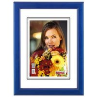 Bella blue            20x30 wooden frame               31661